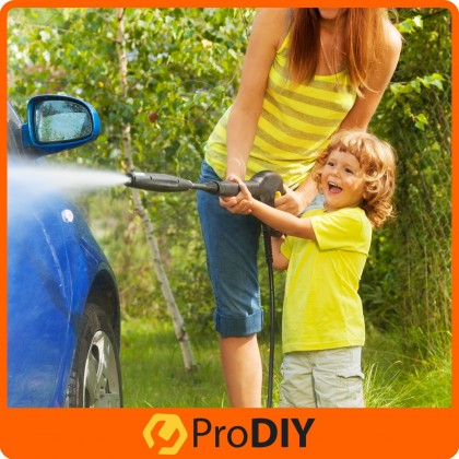 13mm High Pressure Washer Cleaner Filter Water Irrigation Pump Suction Self Priming Filter Penapis Air